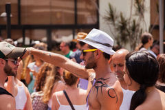 Gay Pride Parade Tel-Aviv 2013 Stock Image
