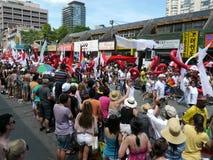 Gay Pride Parade, Toronto, 2011 Stock Photography