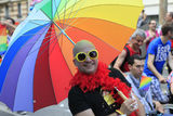 The Gay Pride 2012, Paris, France Royalty Free Stock Photography
