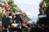 The Gay Pride 2012, Paris, France Stock Images