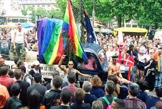 Gay Pride - Paris stock images