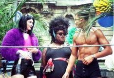 Gay Pride - Paris Royalty Free Stock Images