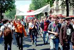 Gay Pride - Paris Stock Photo