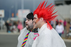 Gay pride XII Royalty Free Stock Images