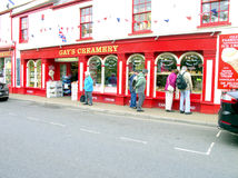 Gay's Creamery, Dawlish. Royalty Free Stock Photos