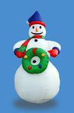 Gay Snowman. Stock Photography