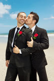 Gay wedding Royalty Free Stock Photos