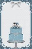 Gay wedding cake Stock Photos