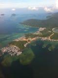 Gaya Island Lizenzfreie Stockfotografie