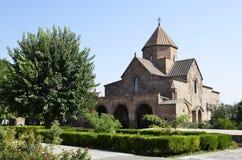 Gayane kloster royaltyfri fotografi