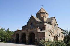 Gayane kloster royaltyfri foto