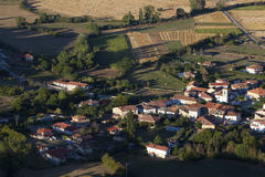 Gayangos, Burgos Stock Image