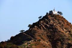 Gayatri Temple in Pushkar Royalty Free Stock Photos