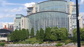 Gaylord convention center & Fotografia Royalty Free