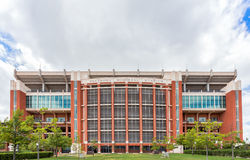 Gaylord Family Oklahoma Memorial Stadium Fotografia Royalty Free