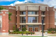 Gaylord Hall в университете Оклахомы Стоковое Изображение