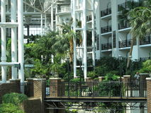 Gaylord Hotel Royalty Free Stock Photos