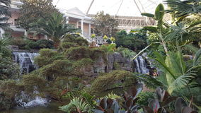 Gaylord Opryland Hotel stock image