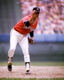 Gaylord Perry, Cleveland Indians Royalty Free Stock Image