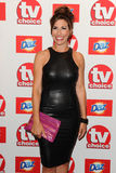 Gaynor Faye. Arriving at The TV Choice Awards 2013 held at the Dorchester, London. 09/09/2013 Picture by: Steve Vas / Featureflash royalty free stock image