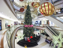 Gaysorn Shopping Mall Royalty Free Stock Photography