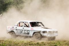 GAZ 3110 Βόλγας Στοκ Εικόνες