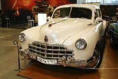 GAZ-12 ZIM 1955 modernisiert Stockbilder