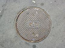 Gaz Stock Photo