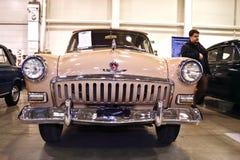 GAZ 21M 1960 Stock Images
