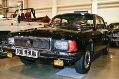 GAZ 3102 Volga Fotografie Stock Libere da Diritti