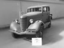 GAZ-61 Fotografía de archivo libre de regalías
