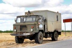GAZ 66 Arkivbild