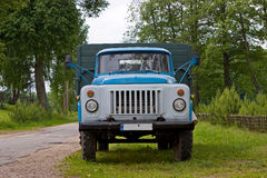 GAZ-53 truck Stock Photo