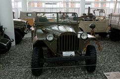 GAZ-67 Arkivbilder