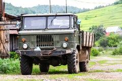 GAZ 66 Royaltyfri Foto
