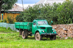 GAZ 63 Royaltyfria Bilder