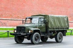GAZ 3308 royalty-vrije stock afbeelding