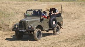 GAZ 69 Стоковые Фотографии RF