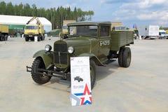 GAZ-AA Stock Image