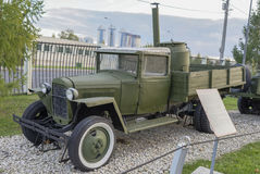 Gaz-AA-  Lorry (USSR),1932. Max.speed,km/h-70 Stock Images