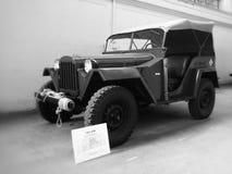 GAZ-67B Foto de archivo libre de regalías