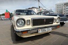 GAZ 13 Chaika Stock Foto's