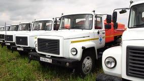 GAZ-3307 ciężarówka zbiory