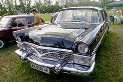 Gaz-13 de uitstekende auto van Chayka - Voorraadbeeld Stock Fotografie