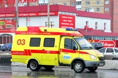 GAZ 3302 Gazelle Στοκ εικόνες με δικαίωμα ελεύθερης χρήσης