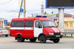 GAZ 3221 Gazelle Στοκ Εικόνες