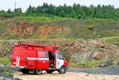 GAZ-Gazelle Stockbilder