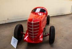GAZ GL1, r?tro voiture de sport d'URSS photographie stock libre de droits