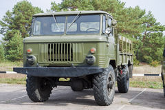 GAZ-66 Royalty Free Stock Images