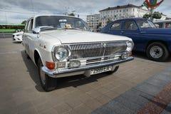GAZ M24 Βόλγας Στοκ Εικόνες